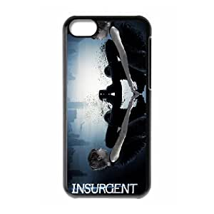 Insurgent V-T-C3062681 Iphone 5C Phone Back Case Customized Art Print Design Hard Shell Protection