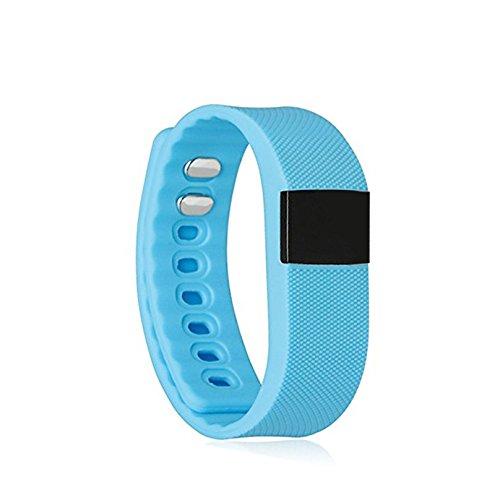 TW64 Smart Watch Blue - 8