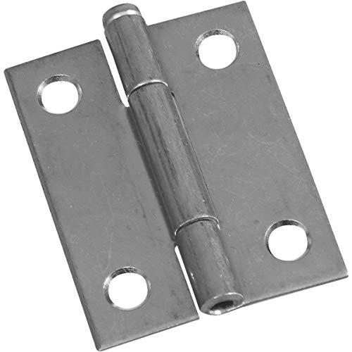 National Loose-Pin Light Narrow Hinge - N141838 Pack of 20