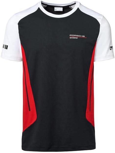 M Porsche Herren Motorsport T-Shirt Gr WAP80500M0J