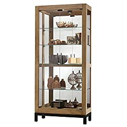 Howard Miller 680598 Quinn Display Cabinet