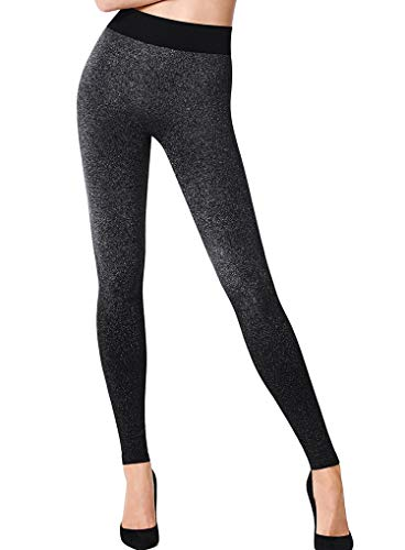 Wolford Cleo Sparkle Leggings-Medium-Stardust/Ombre (Wolford Footless Leggings)