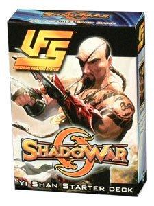 UFS ShadoWar Yi Shan Starter Deck