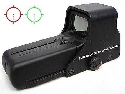 Amazoncom Holographic Tactical 552 Type Redgreen Reflex Dot