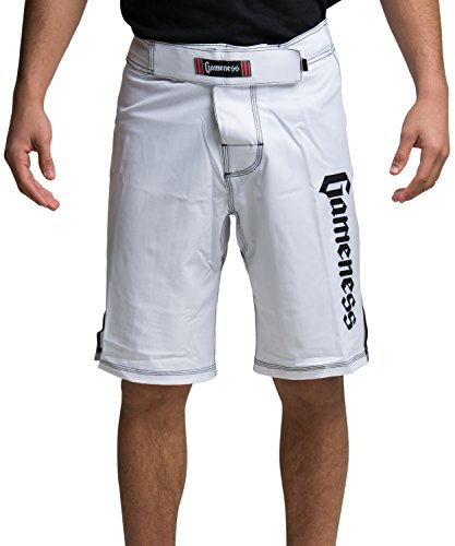Gameness Adult Flex Board Shorts for Jiu Jitsu, MMA, Grappling ()