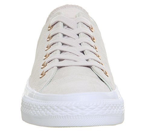 Trainers Converse All Ox Quartz Unisex Core White Star Chuck Grey Taylor Adult Pale Glacier WIIR8qr
