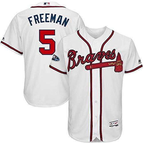 Majestic Majestic Freddie Freeman Atlanta Jersey Braves White 2018 Freeman Postseason スポーツ用品 Home Cool Base Player Jersey スポーツ用品【並行輸入品】 M B07HS11BRJ, 季節の和雑貨 京都 和匠ポラーコ:7d836a0c --- cgt-tbc.fr