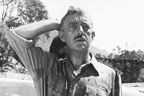 ALEC Guinness as Colonel Nicholson in The Bridge on The River Kwai 24x18 Poster ()