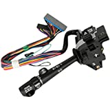 Headlight Dimmer Windshield Wiper and Washer Switch with Lever ACDelco D6243D GM Original Equipment Turn Signal