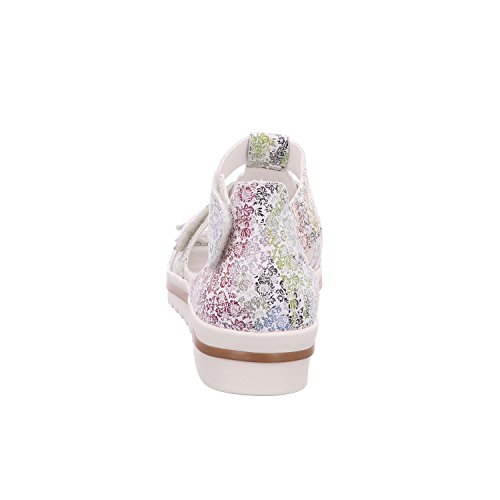 Woman Sandals offwhite Multi coloured, (offwhite) 351802-177-148