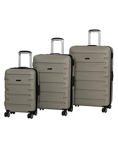 it luggage Outward Bound 8 Wheel 3 Piece Set, Satellite