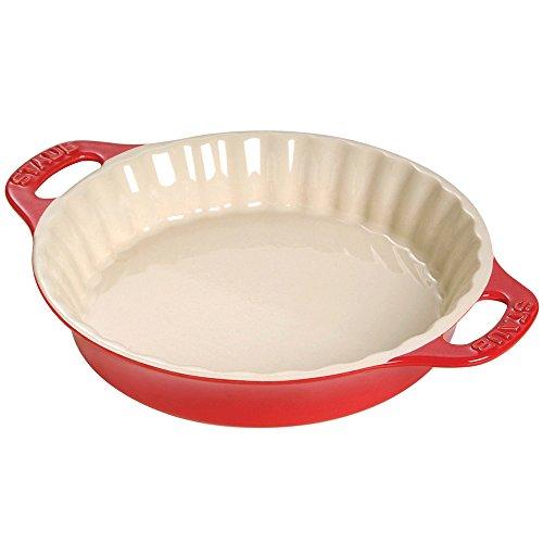 Staub 40508-614 Bakeware-Pie-Pans Dish, 9