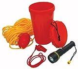 Kwik Tek LL-2 Life Line Boat Safety Kit