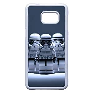 Samsung Galaxy S6 Edge Plus Cell Phone Case White Star Wars Plastic Durable Cover Cases NYTY231774