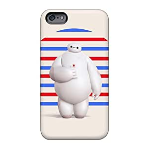 KerryParsons Apple Iphone 6s Plus High Quality Cell-phone Hard Covers Customized Fashion Big Hero 6 Image [srv717IRRg]