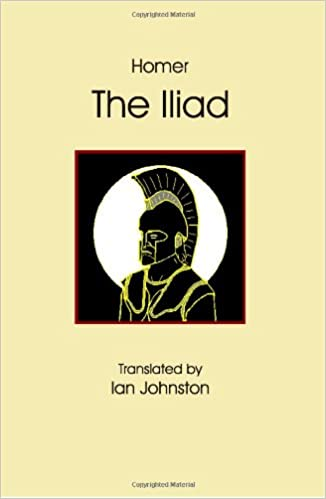 an analysis of the desire theme in the iliad by homer