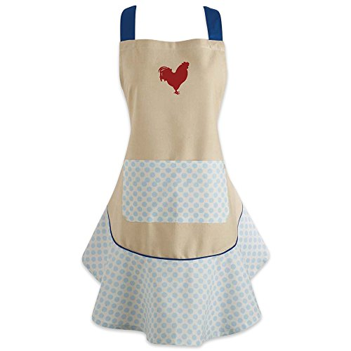 chicken apron for girls - 1