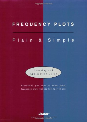 Frequency Plots: Plain & Simple