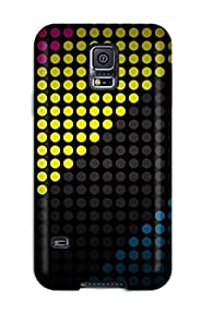 High-quality Durable Protection Case For Galaxy S5(dark Designer)