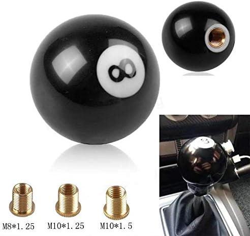 Pergrate 8 Billard Ball Auto Schaltknauf Universal Schalthebel Abdeckung Für Schaltgetriebe Küche Haushalt