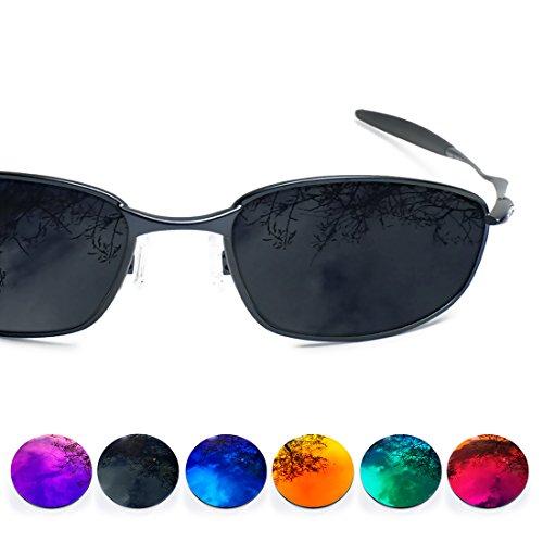 Whisker de Black para Sunglasses Restorer Oakley Lentes Polarizadas Recambio Iridium C7xnpqAzwT