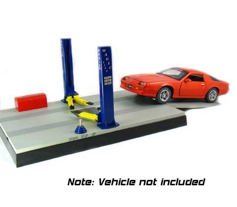 Battery Operated Car Lift for 1:24 Scale Die-cast Model Cars by (Car Models 1 24 Scale)