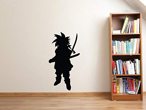 - BYRON HOYLE Crono Silhouette Chrono Trigger Inspired Wall Decal (Many Sizes and Colors Available)