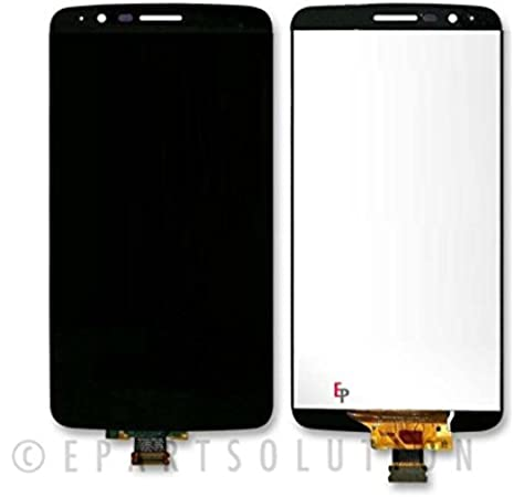 Digitizer /& Frame Assembly for LG Stylo 3 LS777 Black LCD with Glue Card