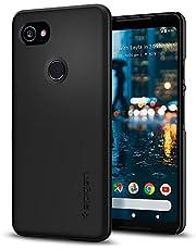 Spigen Thin Fit Designed For Google Pixel 2 Xl Case (2017) - Black