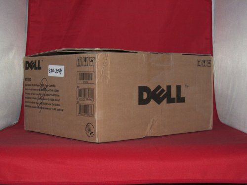 Original Dell 330-2044 Black Toner Cartridge for 5330dn Laser Printer