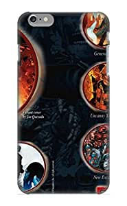 Fireingrass New Arrival Iphone 6 Plus Case House Of M Decimation Case Cover/ Perfect Design