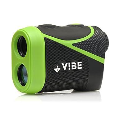 ScoreBand VIBE SL600 Laser Rangefinder with Slope and Flag-Lock Vibration