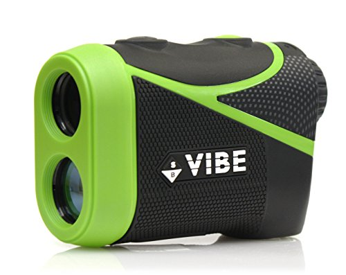 ScoreBand VIBE SL600 – Laser Rangefinder with Slope and Flag-Lock Vibration