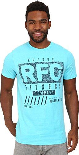 Reebok Men's Reebok Fitness CO Heritage Tee