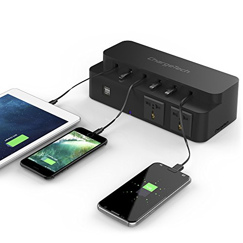 Cell Phone Laptop Charging Station Explained