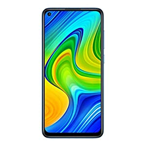 Redmi Note 9 (Pebble Grey, 4GB RAM 64GB Storage) – 48MP Quad Camera & Full HD+ Display