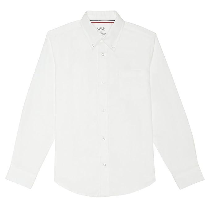 White long sleeve dress shirt baby