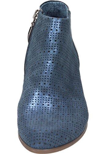 Piazza 5 961837 Blau navy Blau stiefelette Damen C8qp6