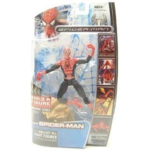 Marvel Legends Spider-Man Movie Action Figure Classic-Suit Spider-Man