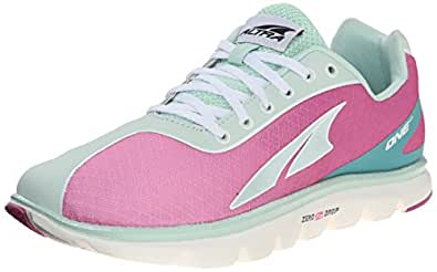 Altra Women's One 2.5 Running Shoe, Fuchsia Mint, 5.5 M US