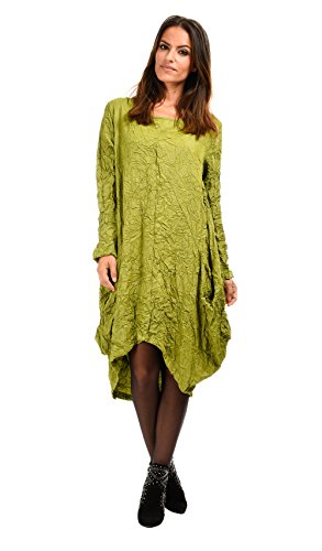 Bella blue Women's Dress ALISON L/XL Green