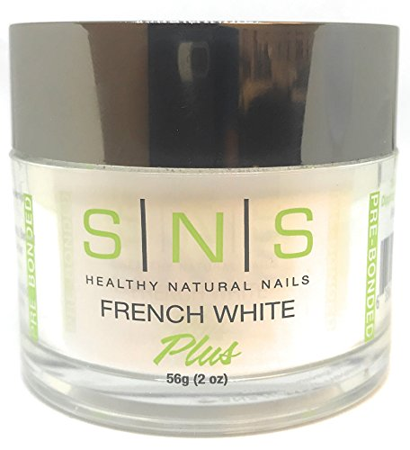 (SNS Nail Dipping Powder, 2 oz, White)