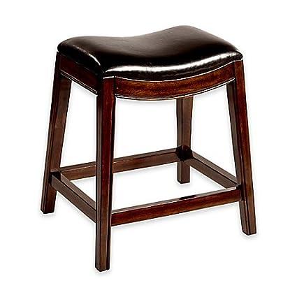 Astounding Amazon Com Kenton Wood 26 Inch Backless Counter Stool In Beatyapartments Chair Design Images Beatyapartmentscom