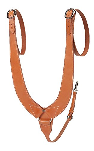 Colorado Saddlery The Pulling Breast (Wide Breast Collar)