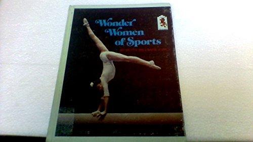 Wonder Women of Sports - Betty M. Jones