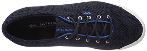 Helly Hansen Scurry LO, Hombre Zapatillas de deporte Azul marino / Blanco / Azul
