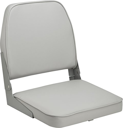 White Fishing Boat (Attwood Boat Seat, White)