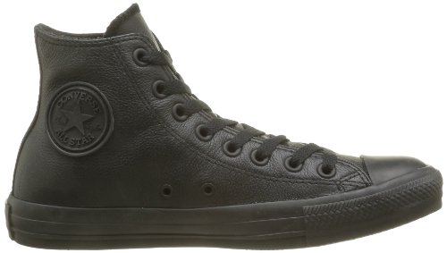 Converse Chuck Taylor All Star Mono Leather Hi - Zapatillas Hombre Negro