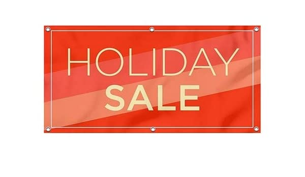 Garage Sale 16x4 CGSignLab Stripes White Heavy-Duty Outdoor Vinyl Banner
