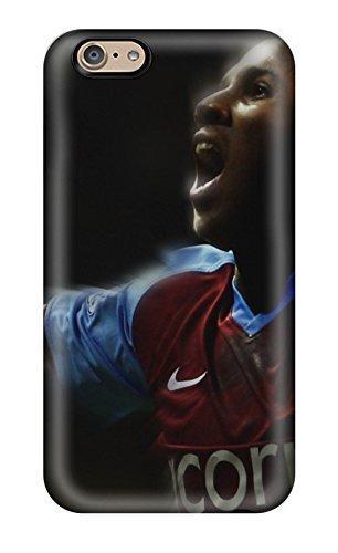 iPhone 4/4S Black Rubber Case - Wine - Black Chanel Glasses